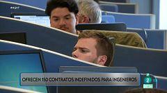 150 empleos con contrato indefinido