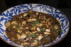 Hacer de comer - Tempura de verduras y fricandó de ternera