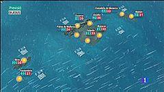 El temps a les Illes Balears - 03/07/19