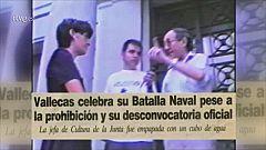La Batalla Naval de Vallekas