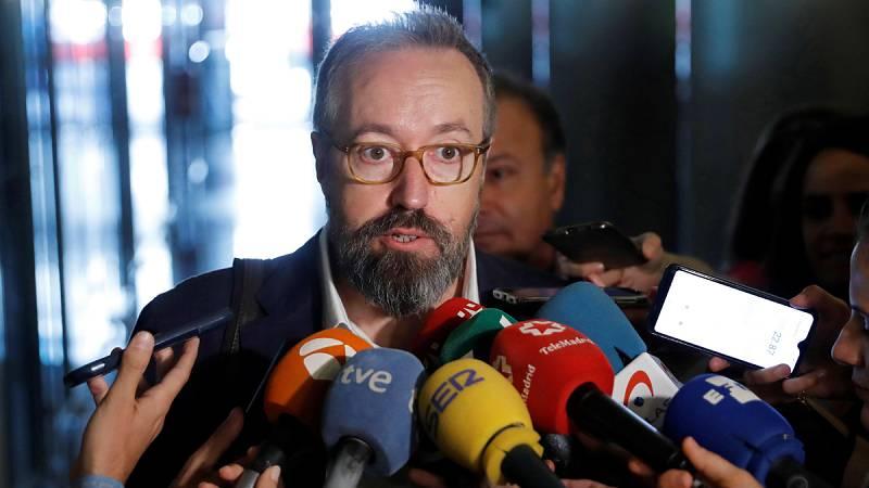 Ciudadanos niega estar negociando con Vox en Murcia