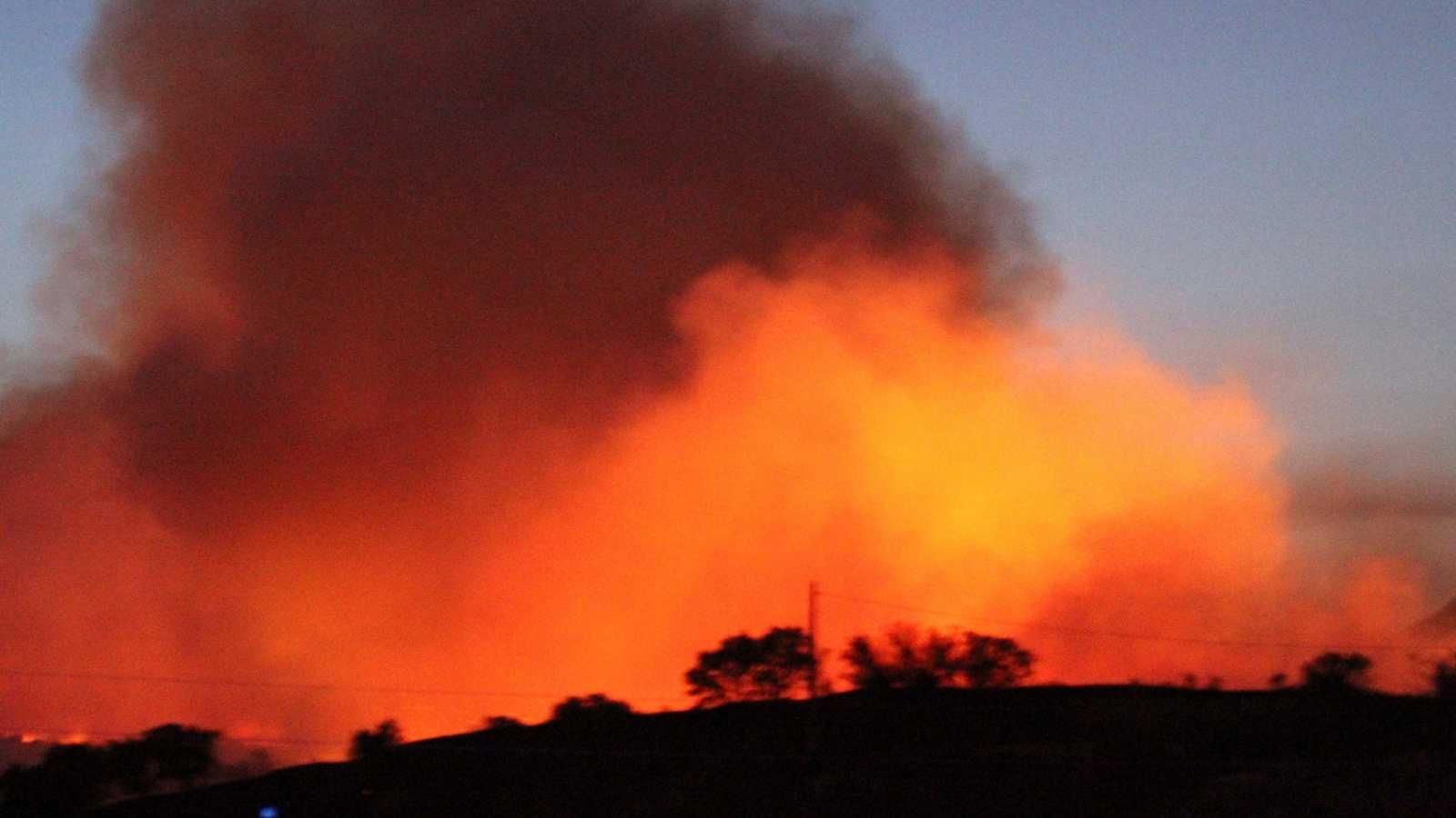 España es el segundo país mediterráneo con más incendios forestales al año