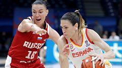 Baloncesto - Campeonato de Europa Femenino - 1/4 Final: España - Rusia