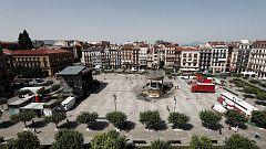 Pamplona se prepara para el comienzo de los Sanfermines