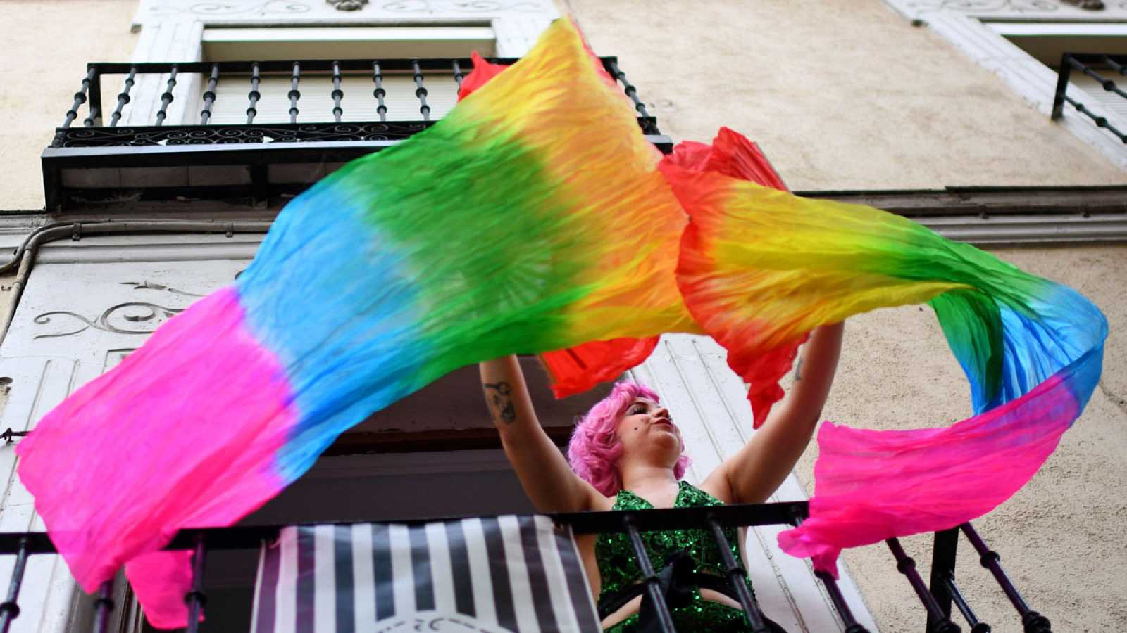 La manifestación del Orgullo recorrerá este sábado el centro de Madrid y rendirá homenaje a los mayores LGTBIQ