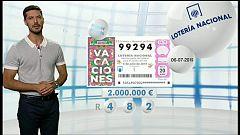 Lotería Nacional - 06/07/19