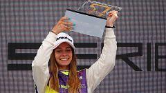 Marta García logra desde la 'pole' su primera victoria en las W-Series