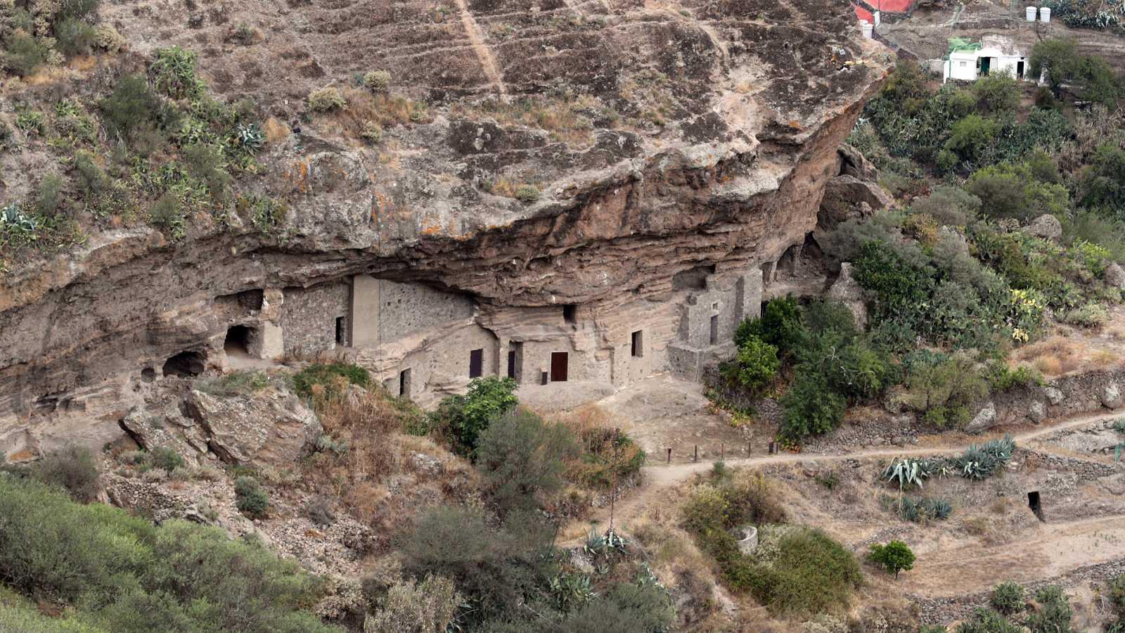 La Unesco declara Patrimonio Mundial el paisaje cultural de Risco Caído y las montañas sagradas de Gran Canaria