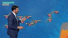 El tiempo en Canarias - 07/07/2019