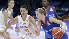 Baloncesto - Campeonato de Europa femenino, 3º y 4º puesto: Serbia - Gran Bretaña