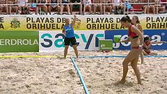 Balonmano Playa - Arena Handball Tour. Final femenina