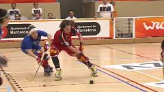 Hockey sobre patines- World Roller Games femenino: Chile - España