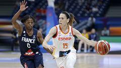 Baloncesto - Campeonato de Europa femenino, Final: España - Francia