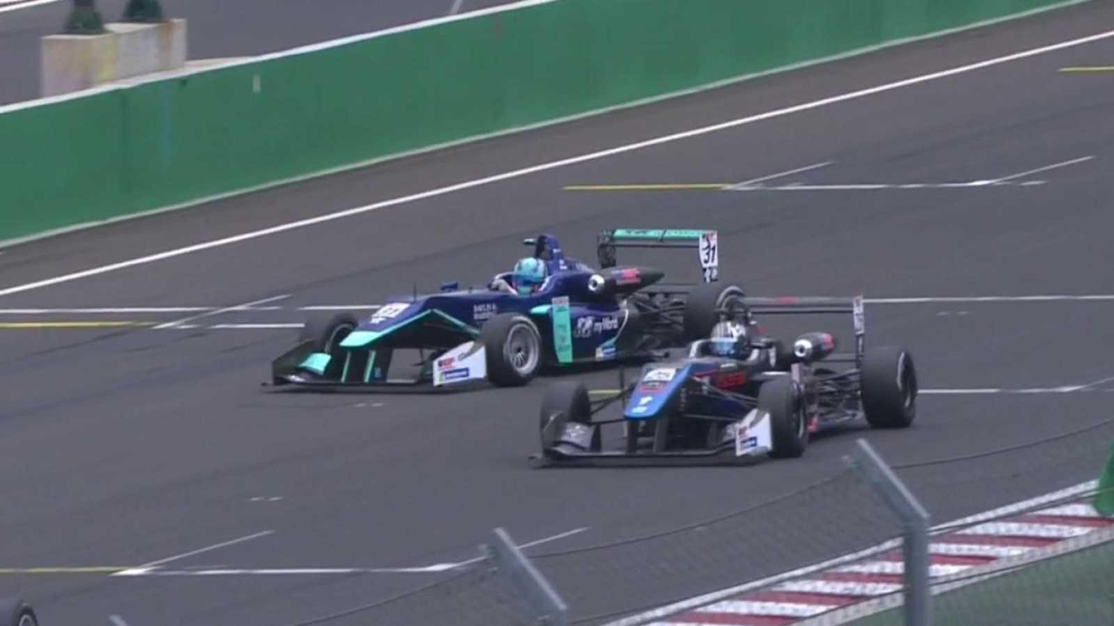 Automovilismo - Eurofórmula Open 2ª carrera, desde Hungaroring - ver ahora