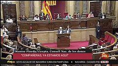 Parlamento - Otros parlamentos - Ple de les Dones - 06/07/2019