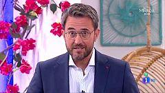 A partir de hoy - Máximo Huerta vuelve a TVE