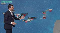 El tiempo en Canarias - 08/07/2019