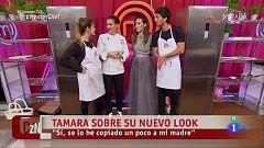 Corazón - Tamara Falcó confiesa cómo va su aprendizaje en 'MasterChef Celebrity 4'