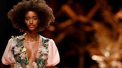 La semana de la moda de Madrid rince homenaje a Cuca Solana