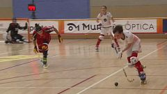 Hockey sobre patines- World Roller Games femenino: Francia - España