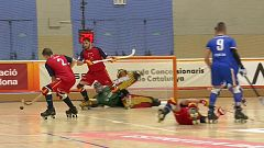 Hockey sobre patines- World Roller Games masculino: Italia - España