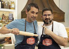 """El chef Javier Olleros visita """"Hacer de comer"""""""