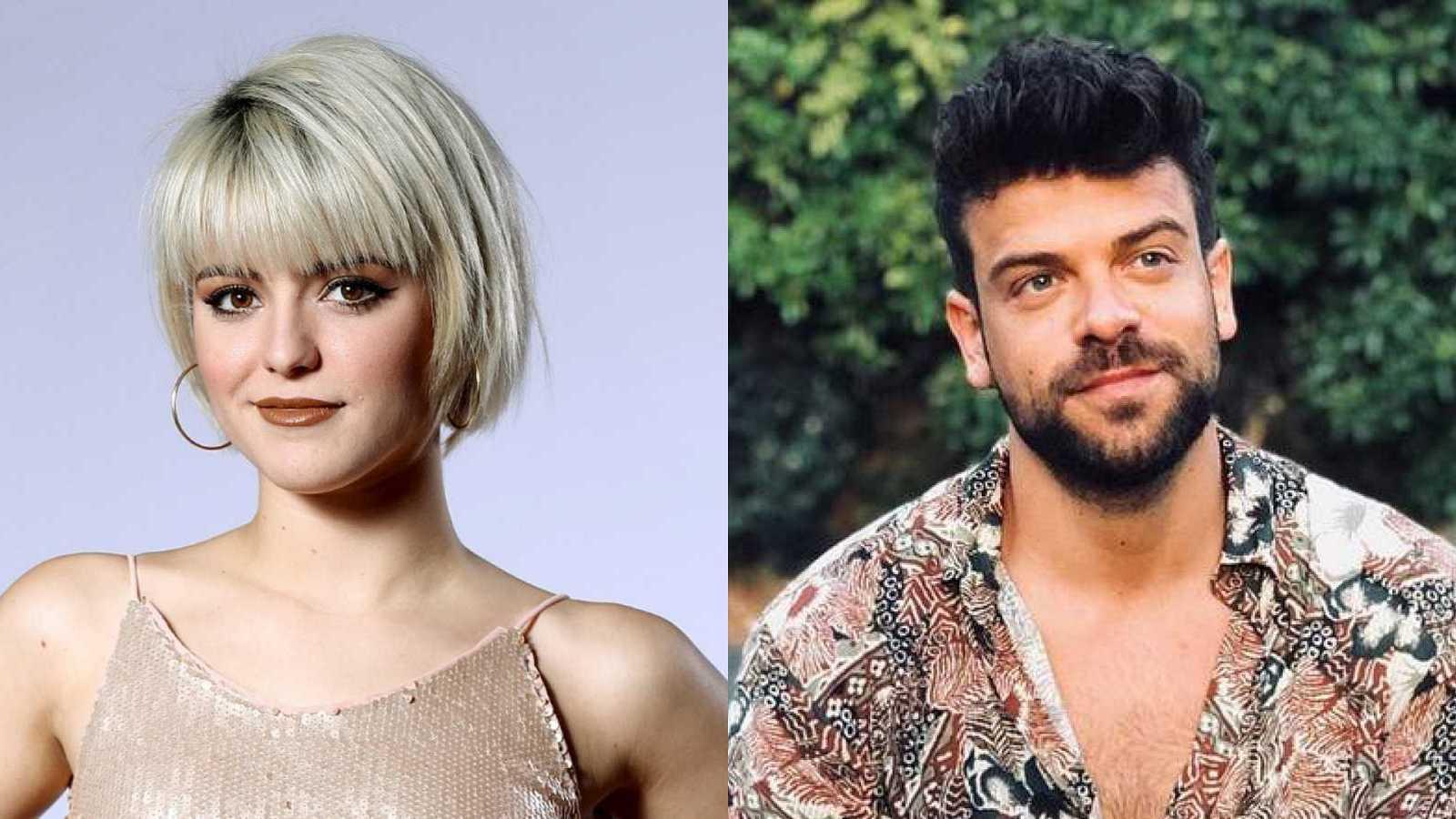 Alba Reche y Ricky Merino acturán en el OT Fest del 18 de julio