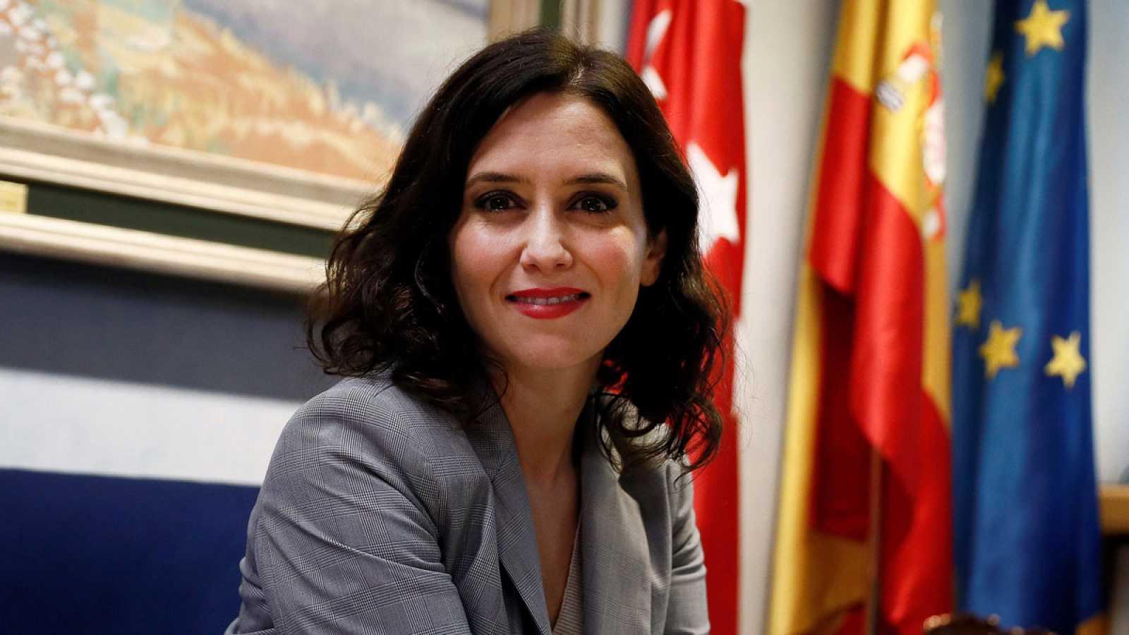 Vox no apoya el acuerdo PP-Cs y la Asamblea de Madrid tendrá un pleno sin candidato