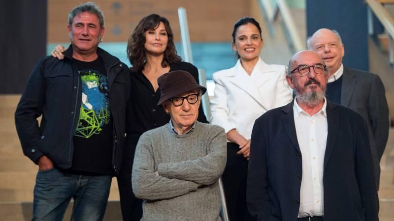 """Woody Allen: """"No me jubilaré, probablemente me muera en un plató, rodando"""""""
