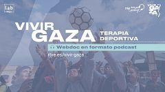 Avance Vivir Gaza: Terapia deportiva