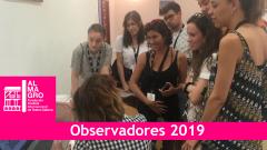 Almagro 2019 - Alumnas de la UAB participan como observadoras en Almagro