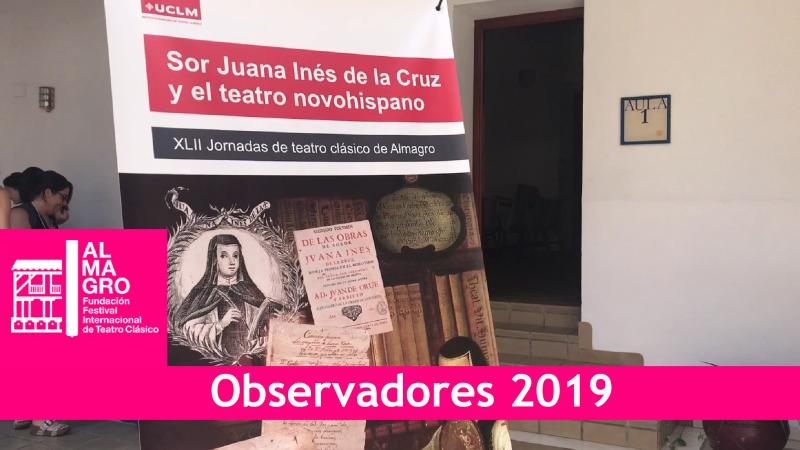 Almagro 2019 - Voces para Sor Juana