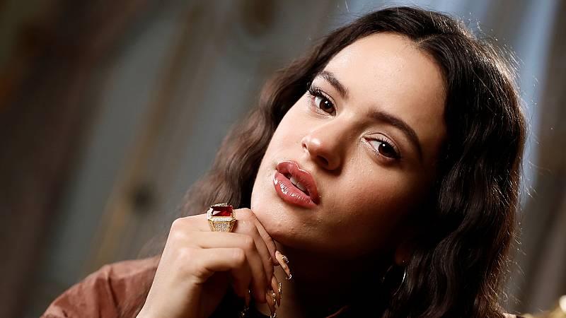 Rosalía, a la cabeza de la música en español