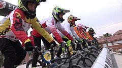 Ciclismo - Campeonato de España BMX