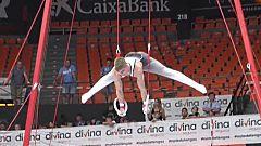 Gimnasia Artística - Campeonato de España individual y clubes GAM y GAF Divina Pastora Seguros