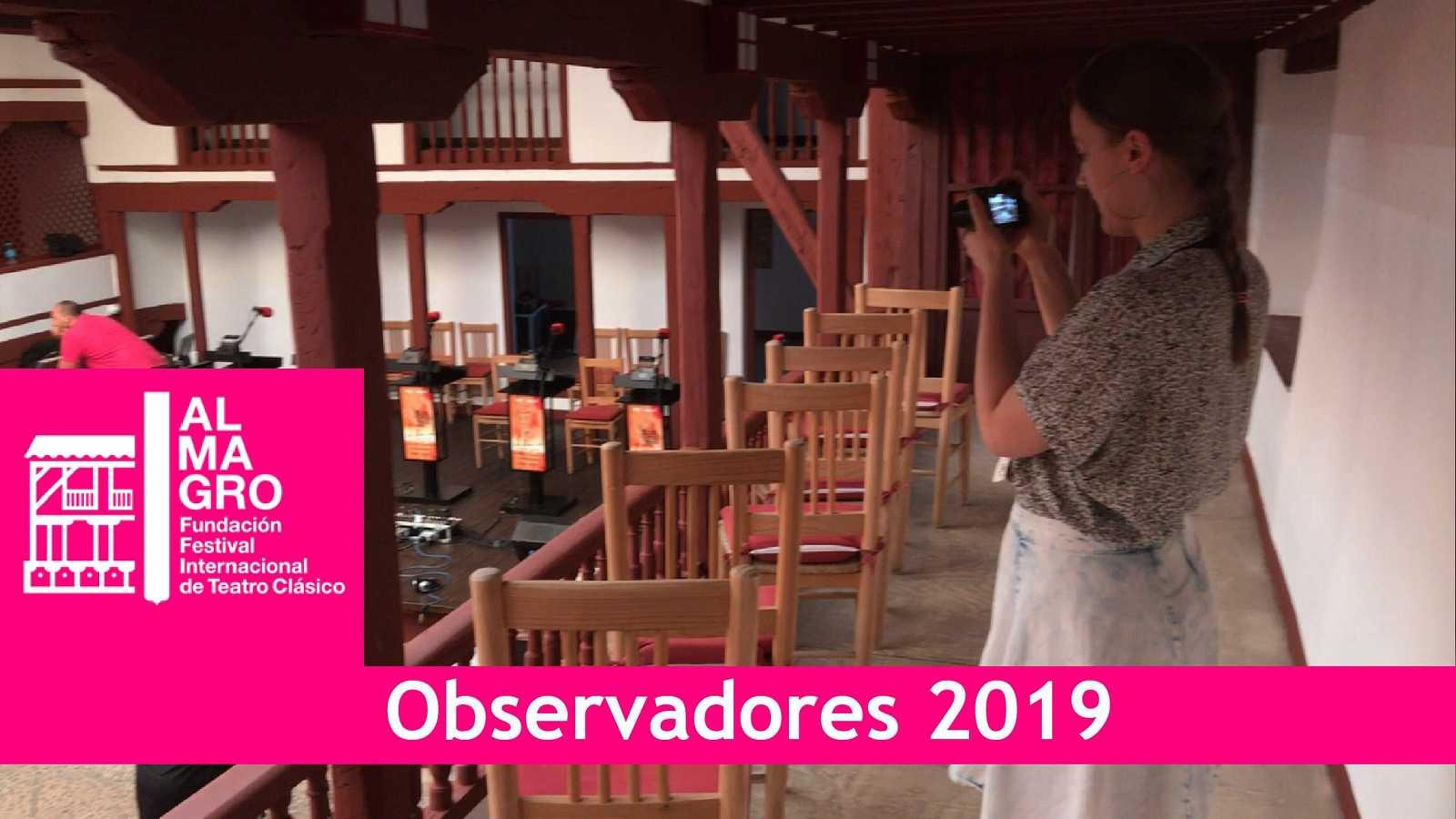 Almagro 2019 - Making of Comunicación Colaborativa en Almagro 2019