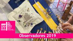 Almagro 2019 - Encaje de Bolillos, tradicion de Almagro