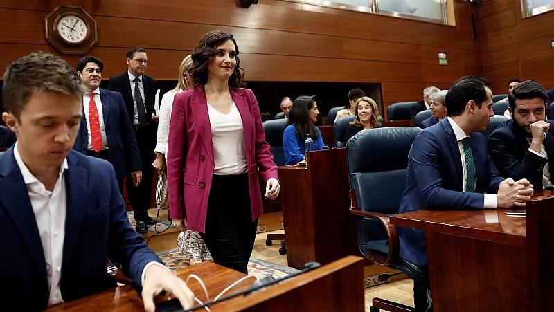 Madrid pone en marcha el reloj hacia nuevas elecciones tras una investidura sin candidato que constata el bloqueo