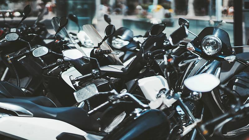 La moto supera al coche en nuevas matriculaciones en el primer semestre del año
