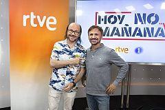 Hoy no, mañana - José Mota y Santiago Segura presentan 'Hoy no, mañana'