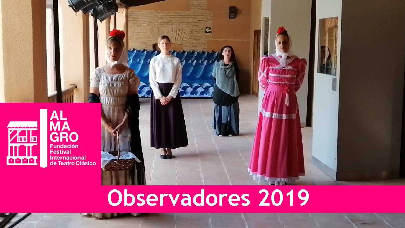 Almagro 2019 - El Museo de Teatro Nacional de Almagro cobra vida