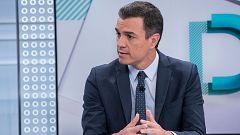 Sánchez avanza que llamará a Iglesias para que los equipos comiencen a negociar un programa