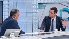 Sánchez plantea reformar la Constitución para que no se pueda bloquear la investidura de un presidente del Gobierno