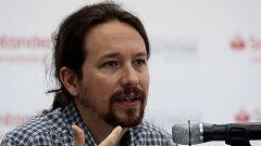 """Iglesias asegura que negociará con Sánchez si renuncia al """"gobierno monocolor"""""""