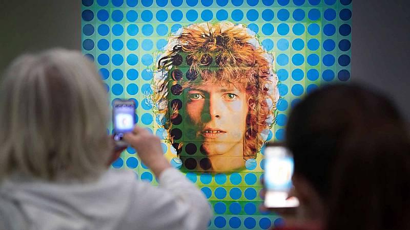 Medio siglo del lanzamiento de 'Space oddity' de David Bowie