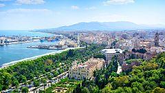 Temperaturas significativamente altas en el interior de la mitad sur peninsular y bajo Ebro