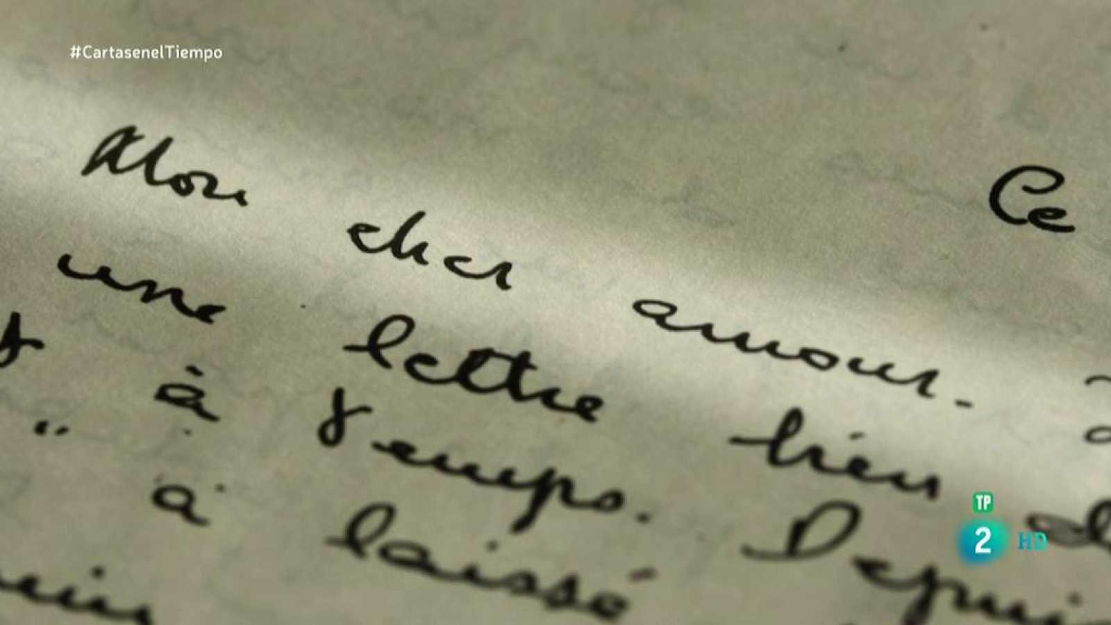 Cartas en el tiempo - Amores difíciles: Carta de María Casares a Albert Camus