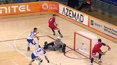 Hockey sobre patines - World Roller Games: 1/4 Final masculino