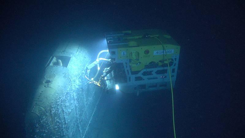 Noruega analiza la radioactividad de un submarino soviético hundido hace 30 años
