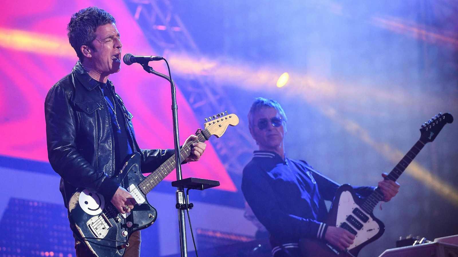 """Noel Gallagher: """"¿Reggaeton? ¿Qué es eso?¿Un tipo de música?"""""""